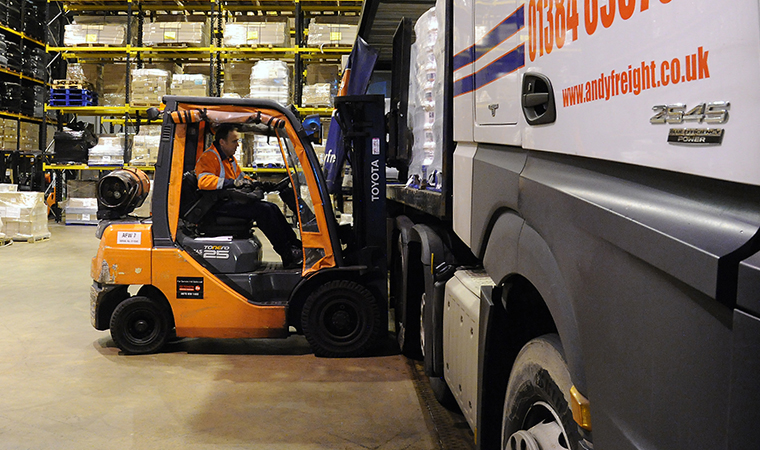 Homepage Forklift