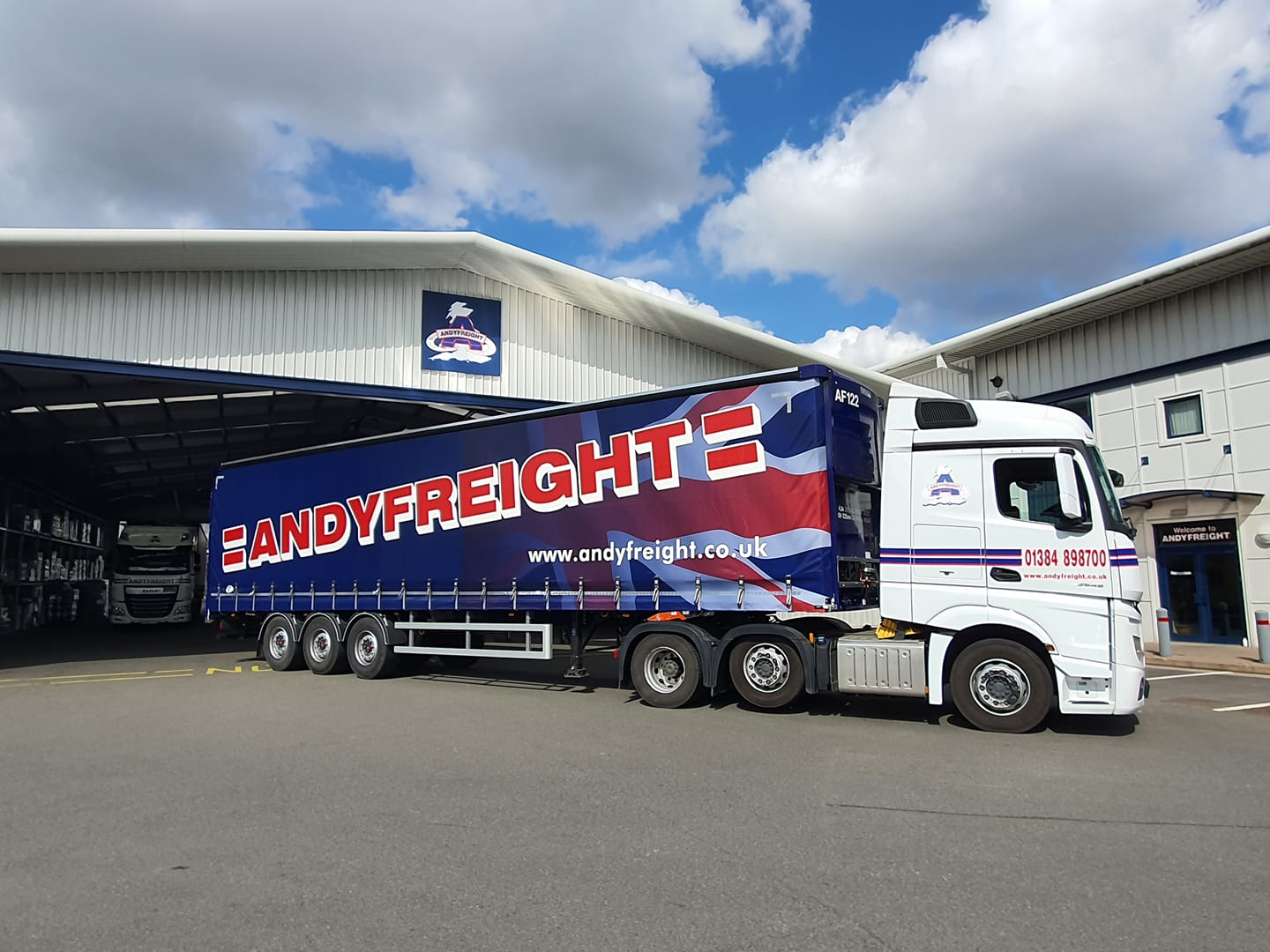 New Andyfreight Trailers