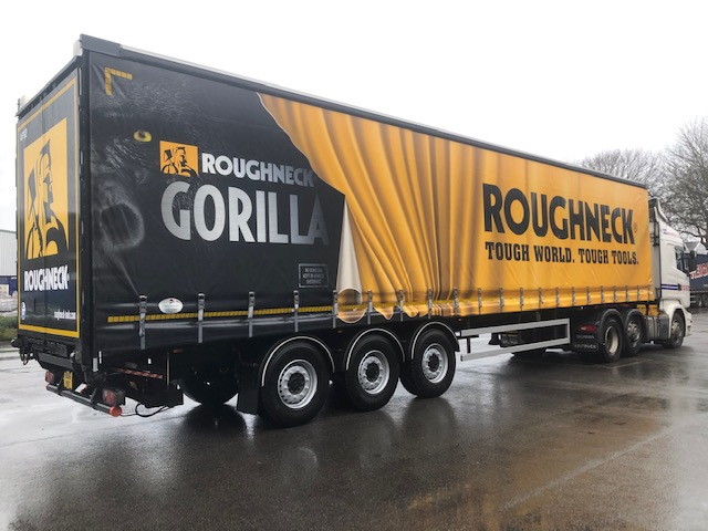New Roughneck Trailers